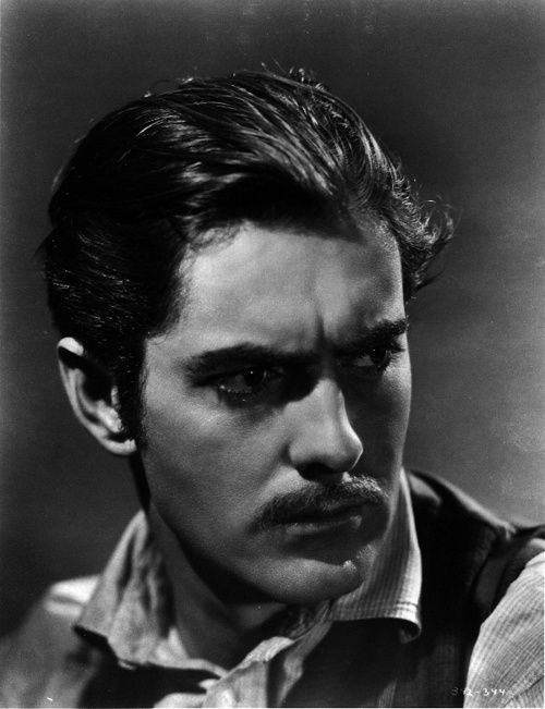 g1Tyrone Power as Jesse James (Henry King, 1939)