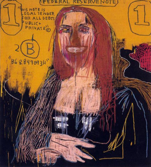 mona-lisa-jean-michel-basquiat