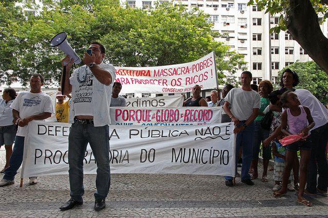 Manif Rio