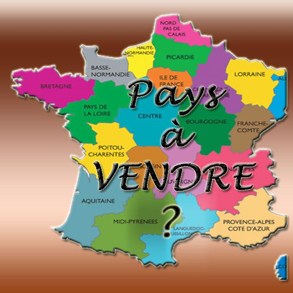 Carte France à vendre