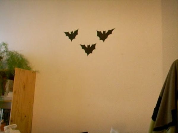 Halloween d co rapido culture confiture - Deco chauve souris halloween ...