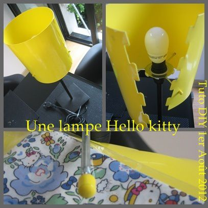 faire sa lampe liberty hello kitty tuto diy que cache ma boite belette. Black Bedroom Furniture Sets. Home Design Ideas