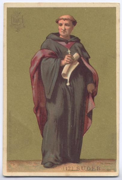 """Dans le style """"images d'Epinal"""", 100 personnages de l'Histoire de France, de Vercingétorix à Chanzy."""