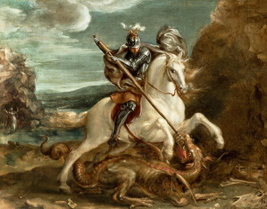 st george slaying