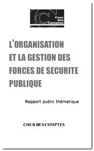 CourdesComptes securite publique]