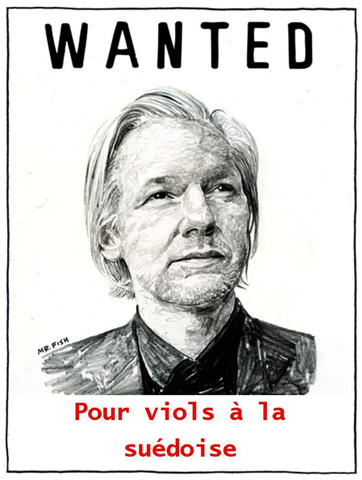 Article Affaire Assange Le Feuilleton Continue 109201045 on wanted2