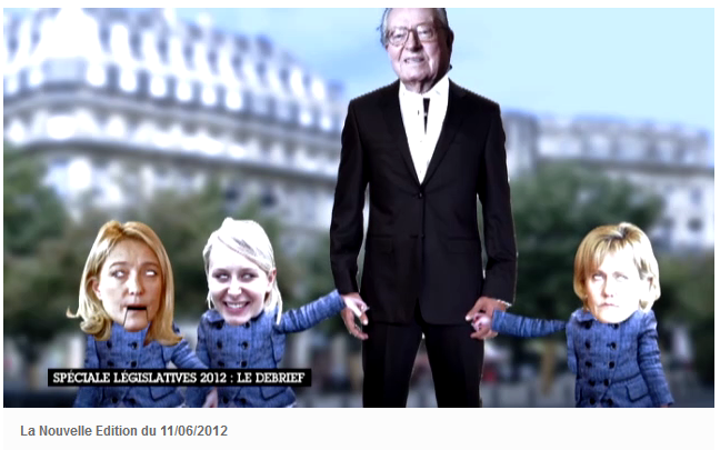 LePen-fille-petitefille-morano