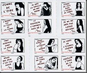 Timbres Miss Tic