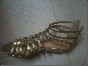 Sandale Colisée