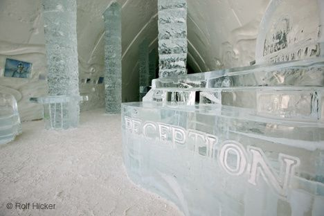 ice-hotel-Réception QUEBEC