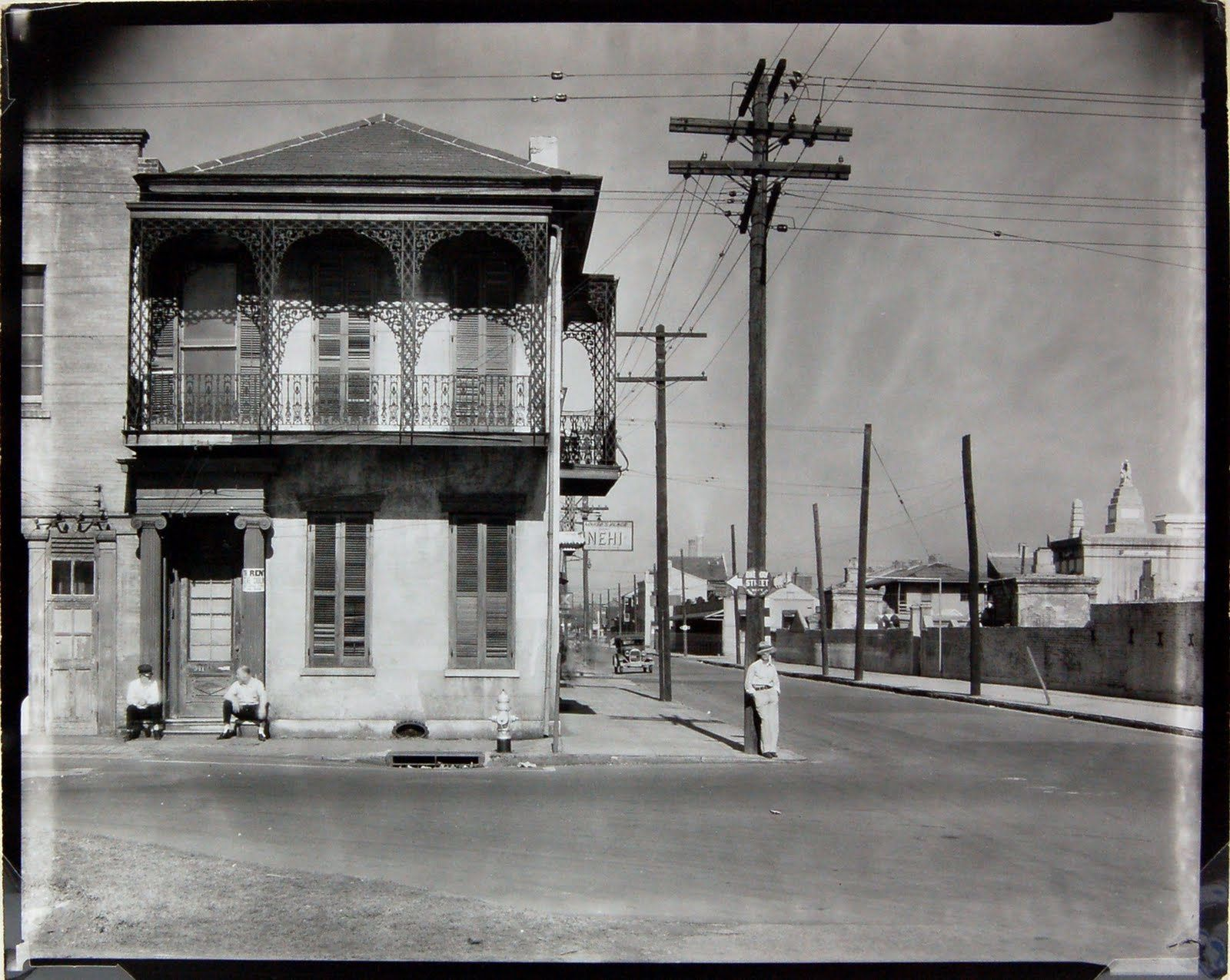 Newman Building New Orleans