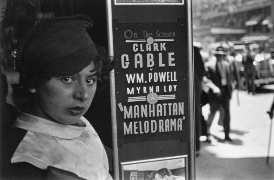 walker evans wom movieposte