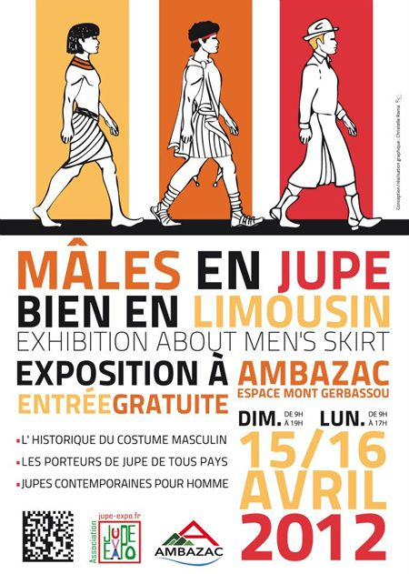 affiche jupe expo