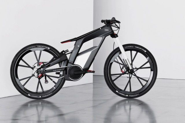audi bike le v lo du futur boischaut nord. Black Bedroom Furniture Sets. Home Design Ideas