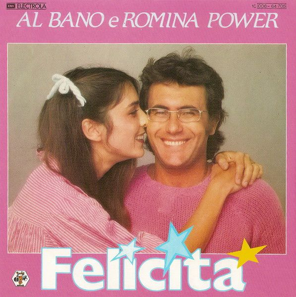 Interview romina power us version musique ann es 80 for Al bano e romina power