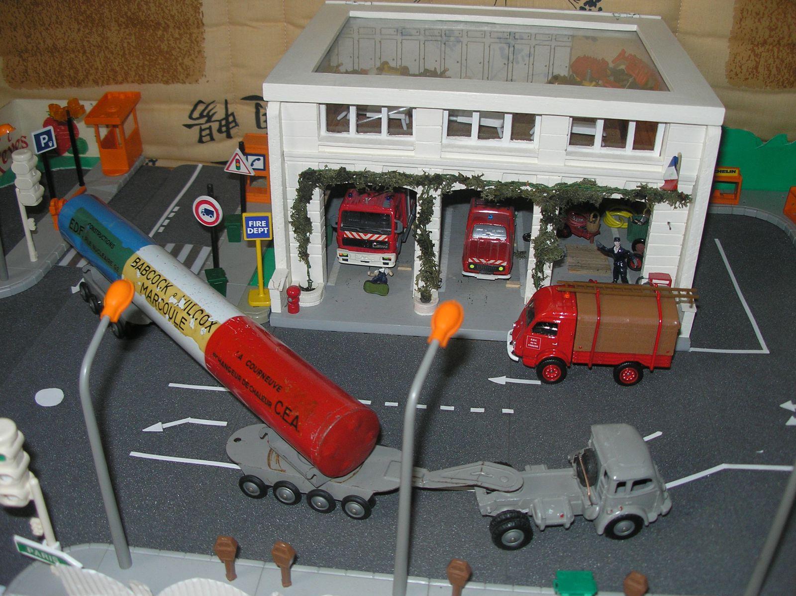 Tracteur renault convoi exceptionnel le blog de ti chef - Garage citroen montreuil ...