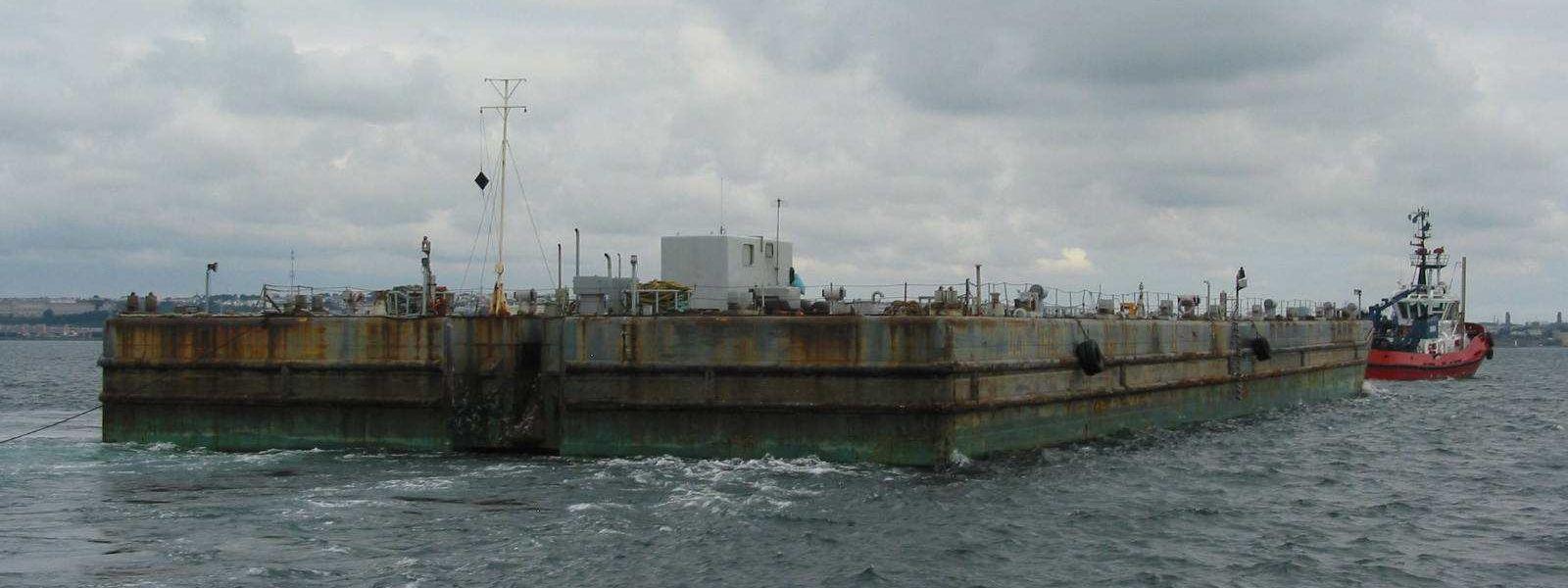 La barge dating site