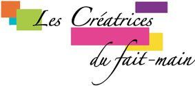 logo les creatrices fait main