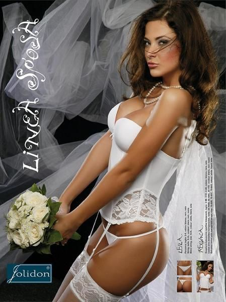 lingerie speciale mariage