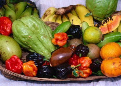 """Résultat de recherche d'images pour """"légumes et fruits exotiques"""""""
