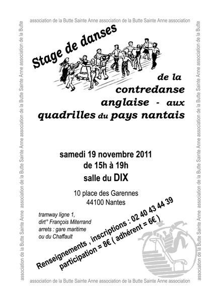 flyer stage 11 2011