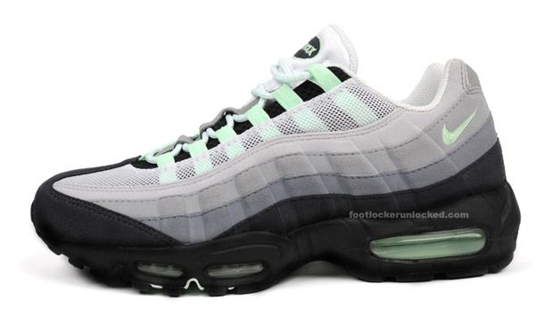 f68868a37704 coupon code for nike air max 95 white black foot locker 5ee5b f546a