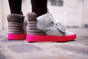 Chaussures   sneakers Louis Vuitton Kanye West - Basket Louis Vuitton 3f9a2754a9f