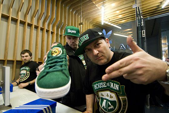 House of pain x Adidas Campus x Concept
