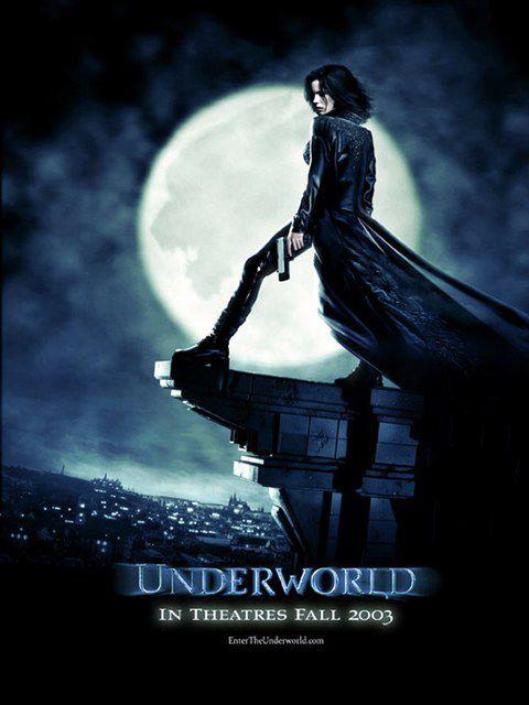 Coffret Underworld