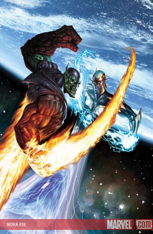 Marvel Univers 14