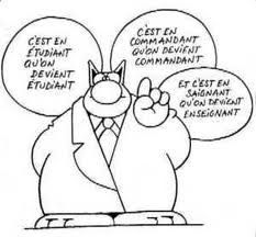 CHAT ENSEIGNANT
