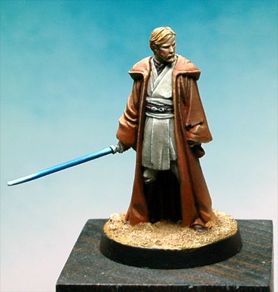 figurine star wars a peindre
