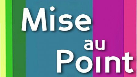 logo mise au point