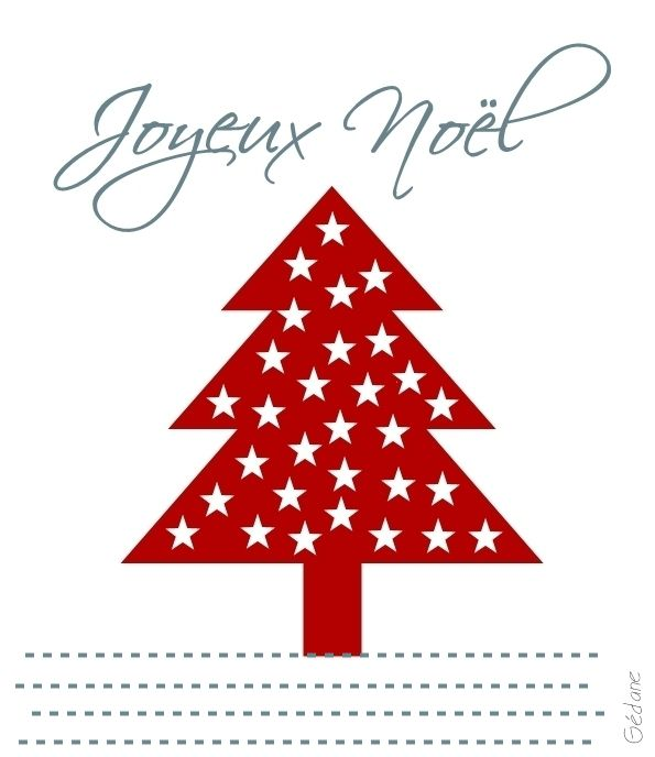 Dessins peintures happy diy le blog de g dane - Carte de noel a imprimer ...