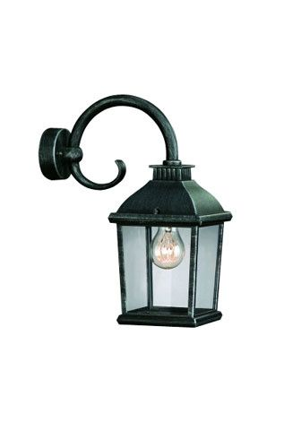 Lampe ext rieur castorama applique buckingham 32 niolon for Applique exterieur castorama