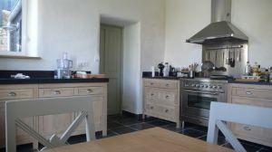 D co antiekbouw ypres pr s de lille superbes cuisines portes placards e - Cuisine bois et pierre ...