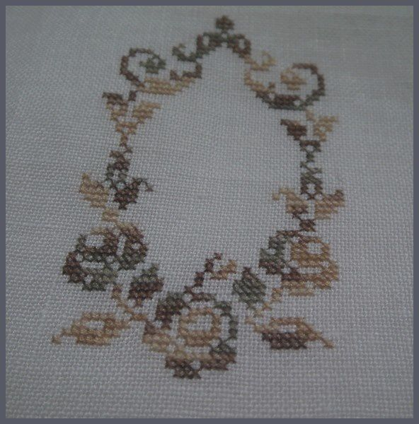 comtesse broderie