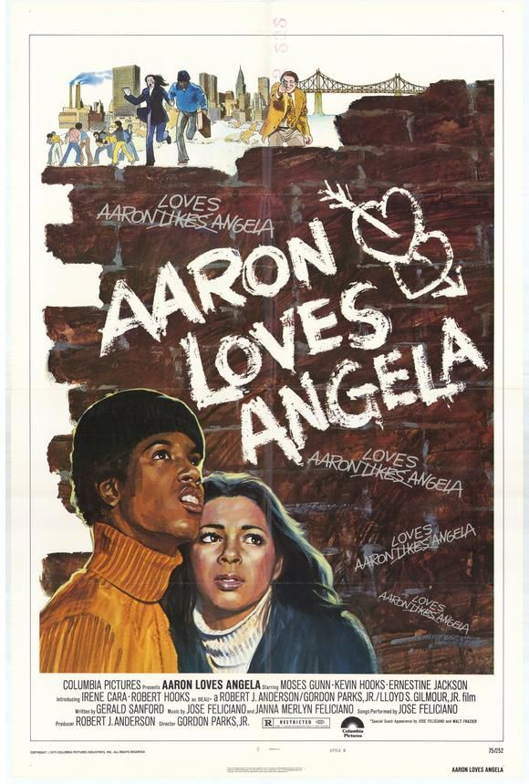 Aaron loves Angela