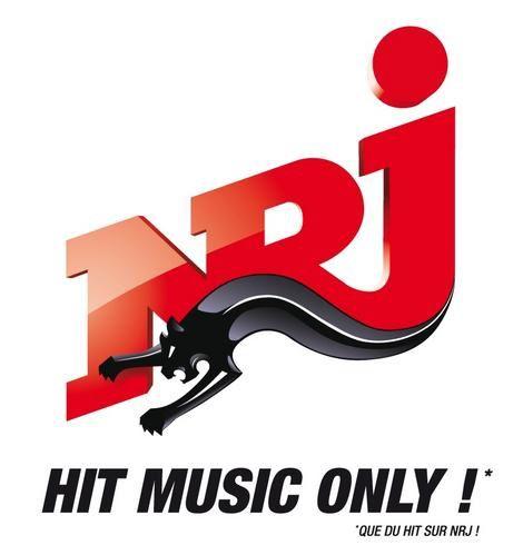 Nouveau logo NRJ