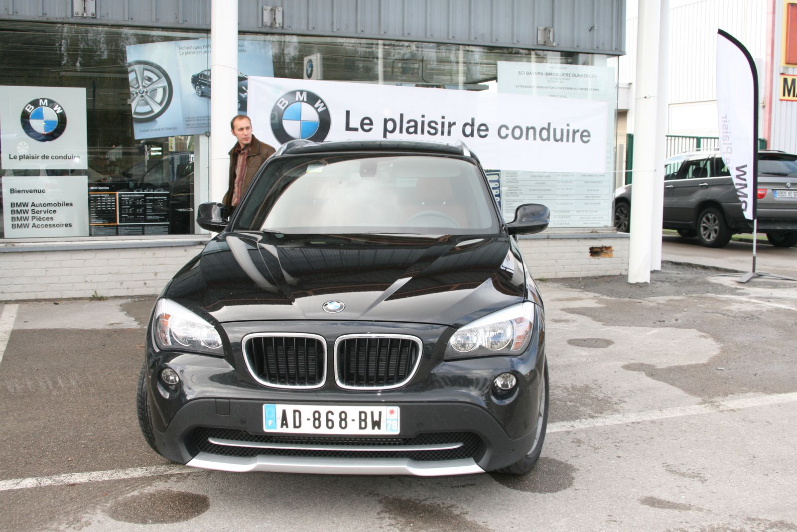 essai du bmw x1 xdrive20d glandouillage. Black Bedroom Furniture Sets. Home Design Ideas