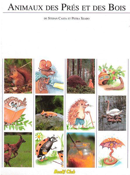 Animaux des Prés et des Bois  PhotoFarfouille