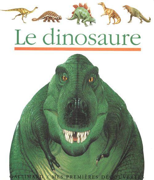premieres-decouvertes-le-dinosaure