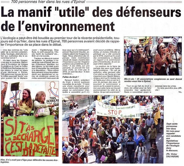 Photos des manifestations organisées par l'association ACCID, Robécourt, Vosges, La Fenneciere