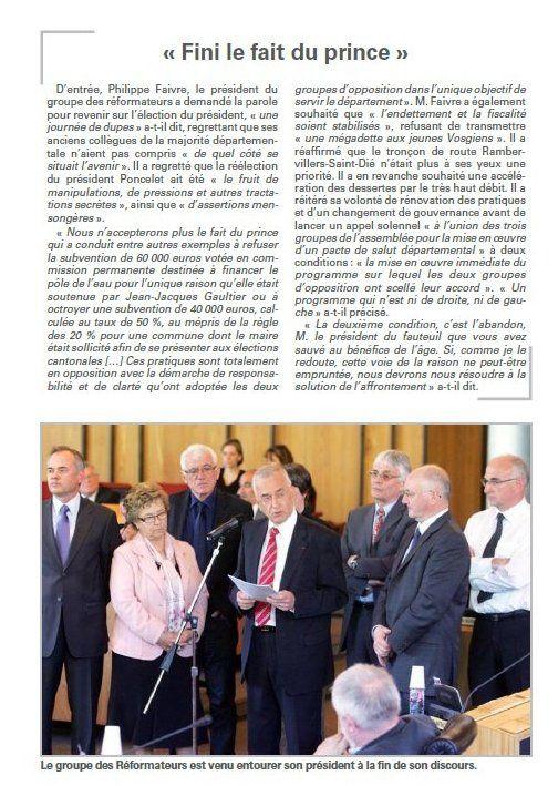 conseil general 16 avril 2011 2