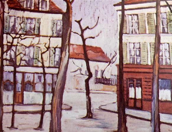 Bouscarat-Elisee-macle1881-1962-la-place-du-tertre.jpg