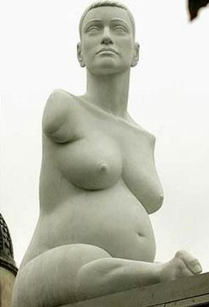 marc quinn alison lapper sculpture