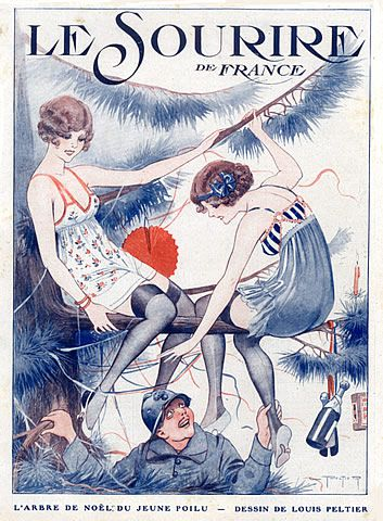 32870-peltier-1918-the-christmas-tree-for-the-soldier-hprin