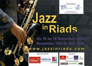 Festival Jazz in Riads