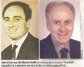 Mon ami Alberto Staïffi et ses Mustafa's - Mon pays