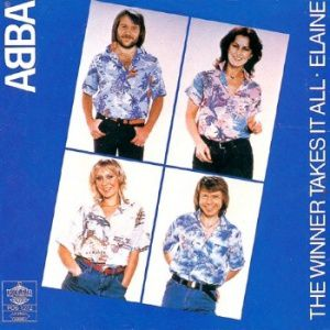 "Abba - ""The Winner Takes It All"""